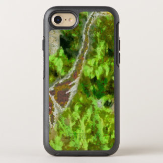 Fire breathing dragon OtterBox symmetry iPhone 8/7 case