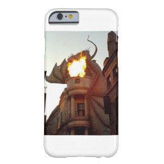 Fire-Breathing Dragon Phone Case