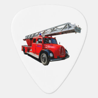 Fire-brigade Guitar Pick