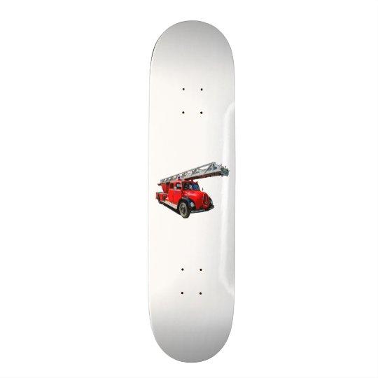 Fire-brigade Skate Deck