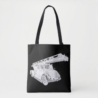 Fire-brigade Tote Bag