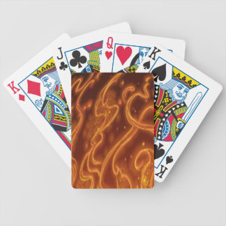 Fire Bug Bicycle Playing Cards