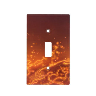 Fire Bug Light Switch Cover