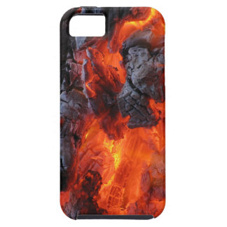 Fire burning Iphone 5 case! Case For The iPhone 5