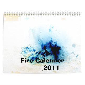 Fire Calender 2011 Wall Calendars