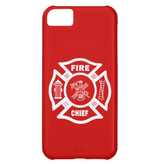 Fire Chief iPhone 5C Cover