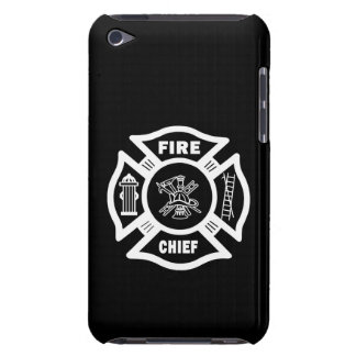 Fire Chief Maltese iPod Touch Case