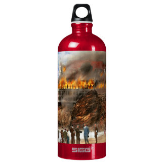 Fire - Cliffside fire 1907