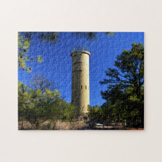 Fire Control Tower 7 Jigsaw Puzzle