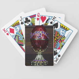 Fire Cradle egg Bicycle Playing Cards
