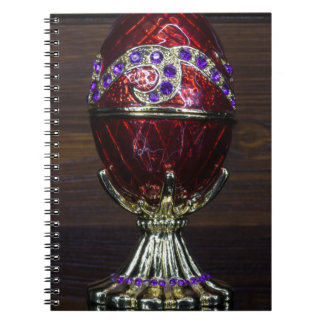 Fire Cradle egg Notebooks