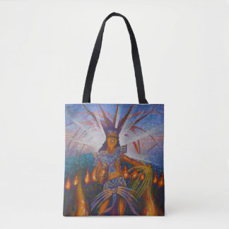 Fire dancer - Amazing Mexico bag