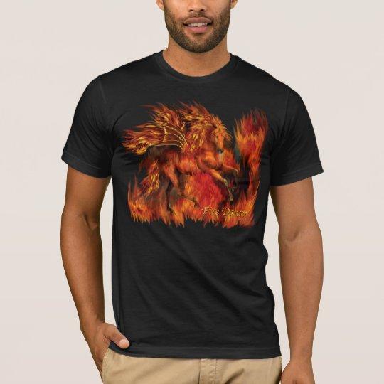 Fire Dancer T-Shirt