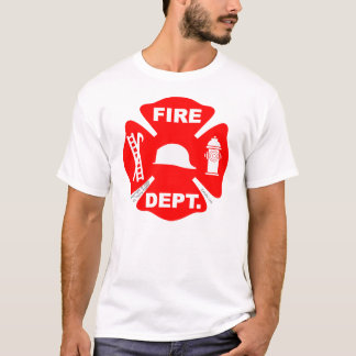 Fire Department Emblem - Shirt