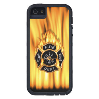 Fire Department Flames iPhone 5 Case