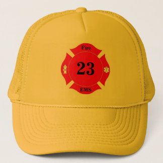 Fire Department Hat