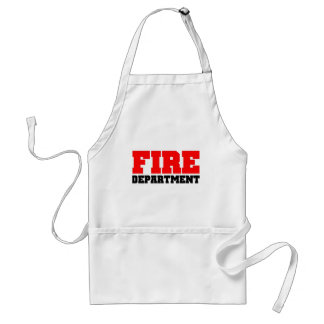 Fire Department Standard Apron