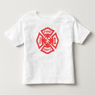 Fire Department Toddler T-shirt