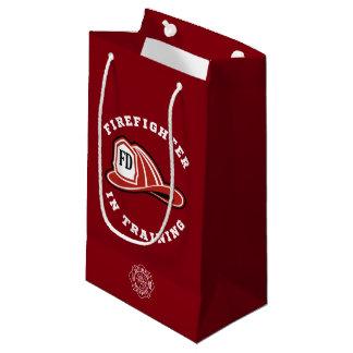 Fire Dept / Firefighter Helmet Gift Bag