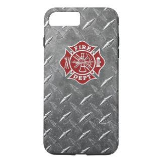 Fire Dept / Firefighter iPhone 7 Plus, Tough iPhone 7 Plus Case