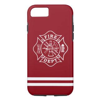 Fire Dept Maltese Cross iPhone Case 6/6s
