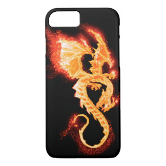 fire dragon Case-Mate iPhone case