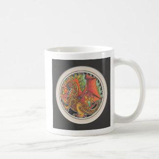 Fire Dragon Coffee Mug