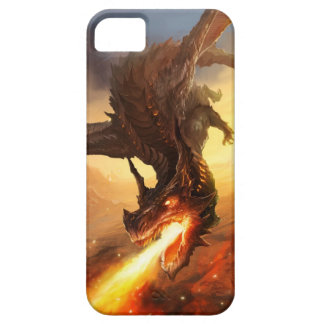 Fire Dragon iPhone 5 Case