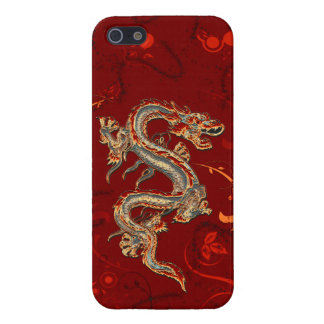 Fire Dragon iPhone 5 Glossy Case iPhone 5 Cases