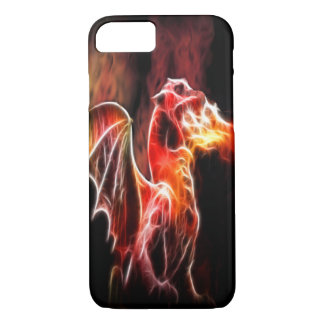 Fire dragon iPhone 7 case