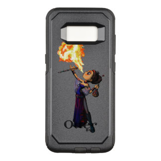 Fire Eater OtterBox Commuter Samsung Galaxy S8 Case