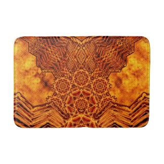 Fire Elemental Bathroom Mat