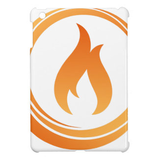 Fire Elements Cover For The iPad Mini