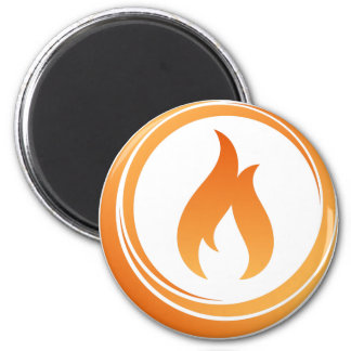 Fire Elements Magnet