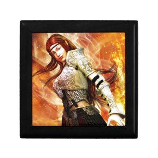 Fire Elf Gift Box