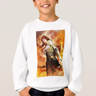 Fire Elf Sweatshirt