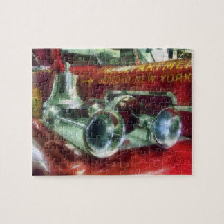 Fire Engine Horns and Bell Puzzles