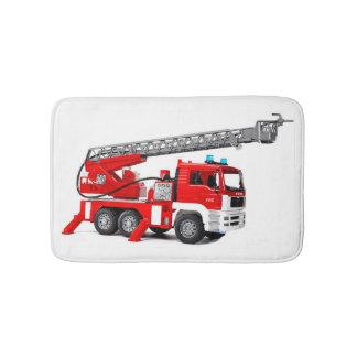 Fire Engine image for Small-Bath-Mat Bathroom Mat