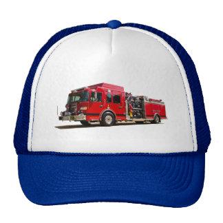 Fire Engine image for Trucker-Hat Trucker Hat