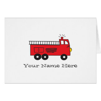 Fire Engine Notes