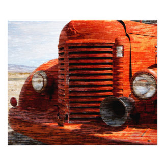 Fire Engine Photo Print