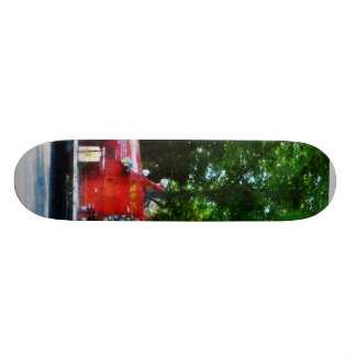 Fire Engine Skate Deck