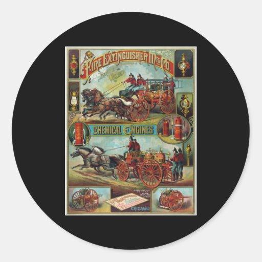 Fire Extinguisher Mfg. Co. Sticker