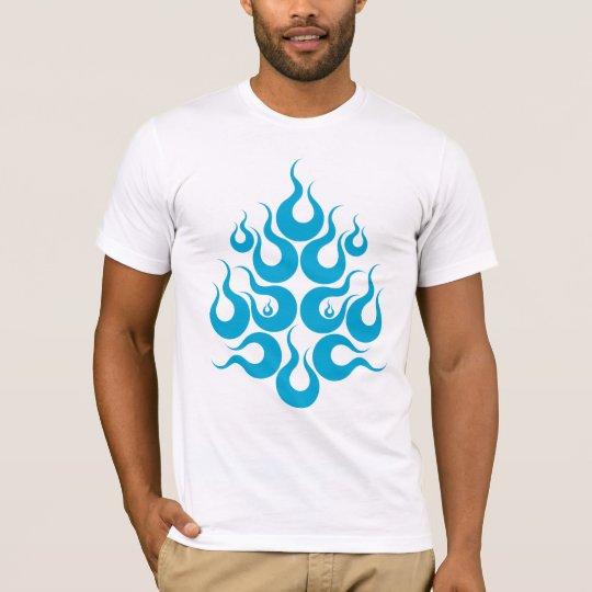Fire Facial Mask T-Shirt