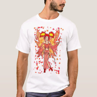 Fire Faerie t-shirt