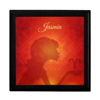 Fire Fashion Diva Aries Zodiac Gift Box