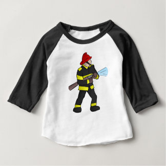 Fire Fight Baby T-Shirt