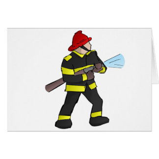 Fire Fight Card
