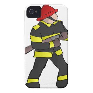 Fire Fight iPhone 4 Case-Mate Case