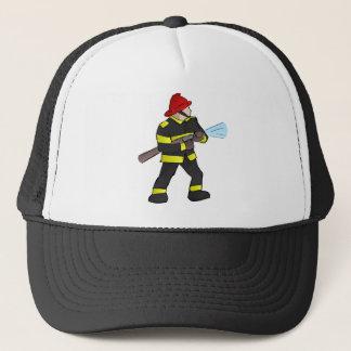Fire Fight Trucker Hat